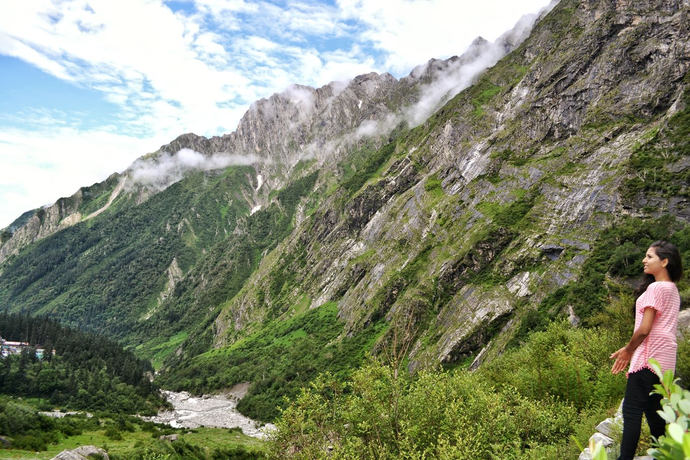 Photo of Valley of Flowers National Park By rover