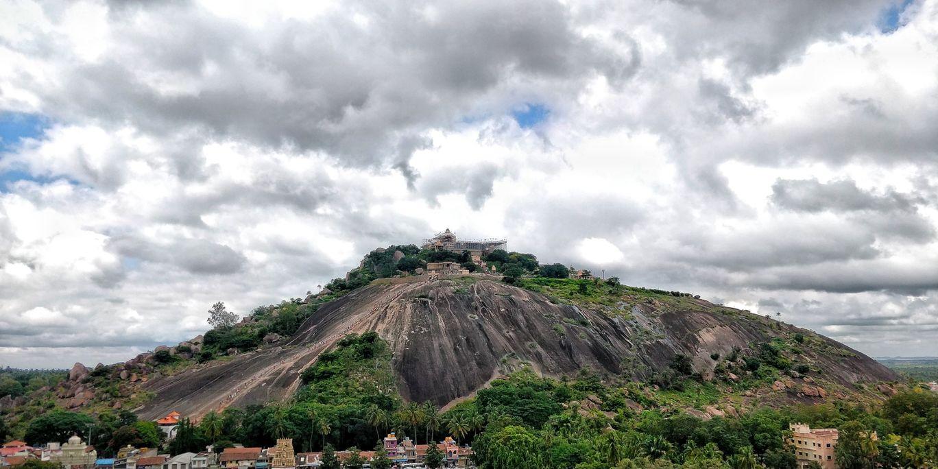 Photo of Shravanabelagola By Gaurav Ajmera
