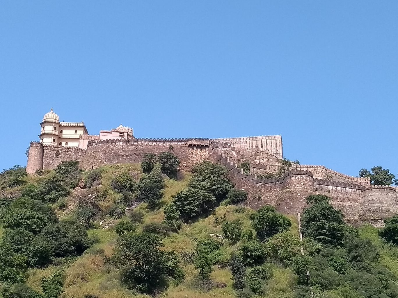 Photo of Kumbhalgarh By A.suitable.guy