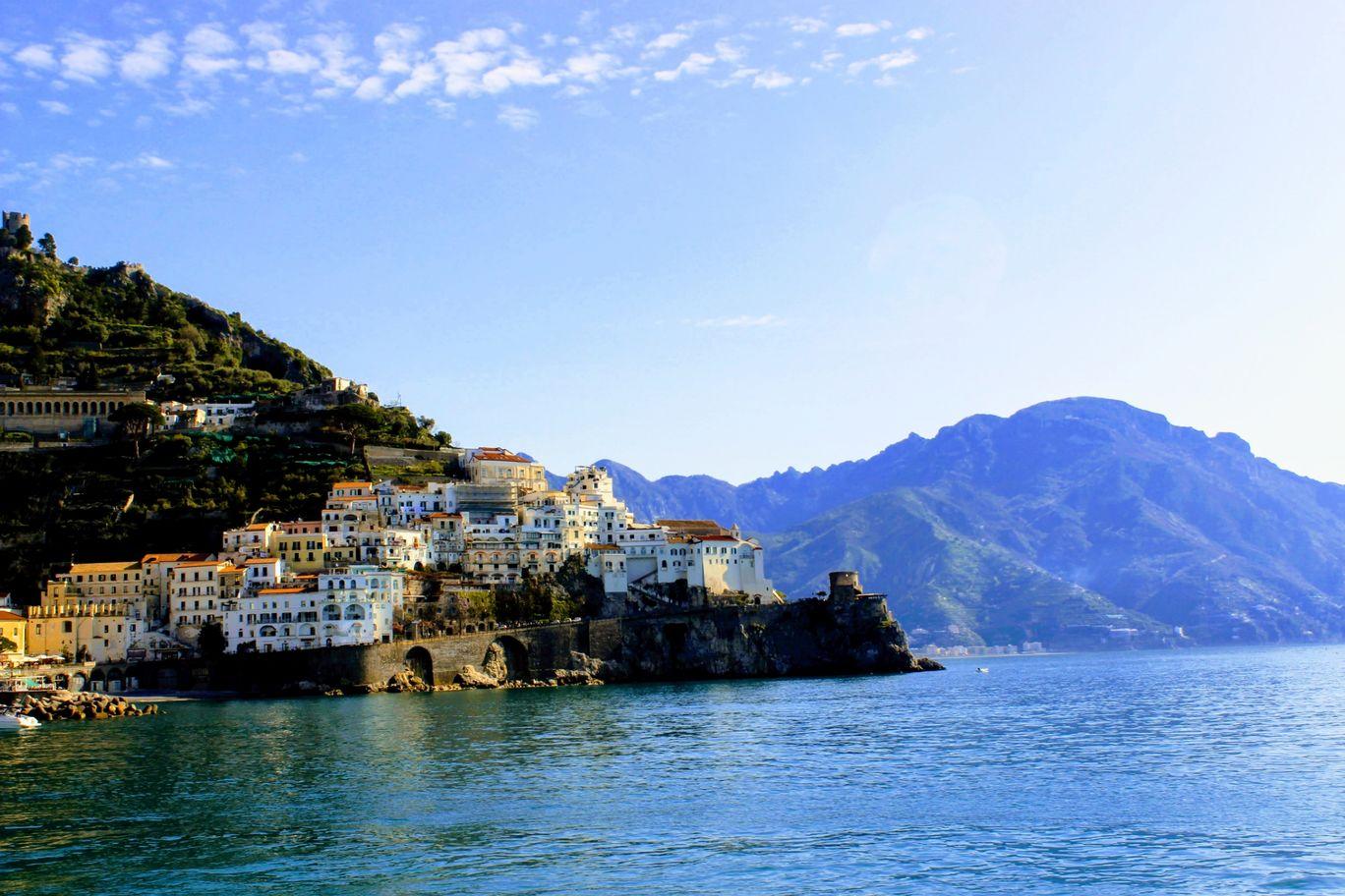 Photo of Amalfi Coast By Yatri Ajabia