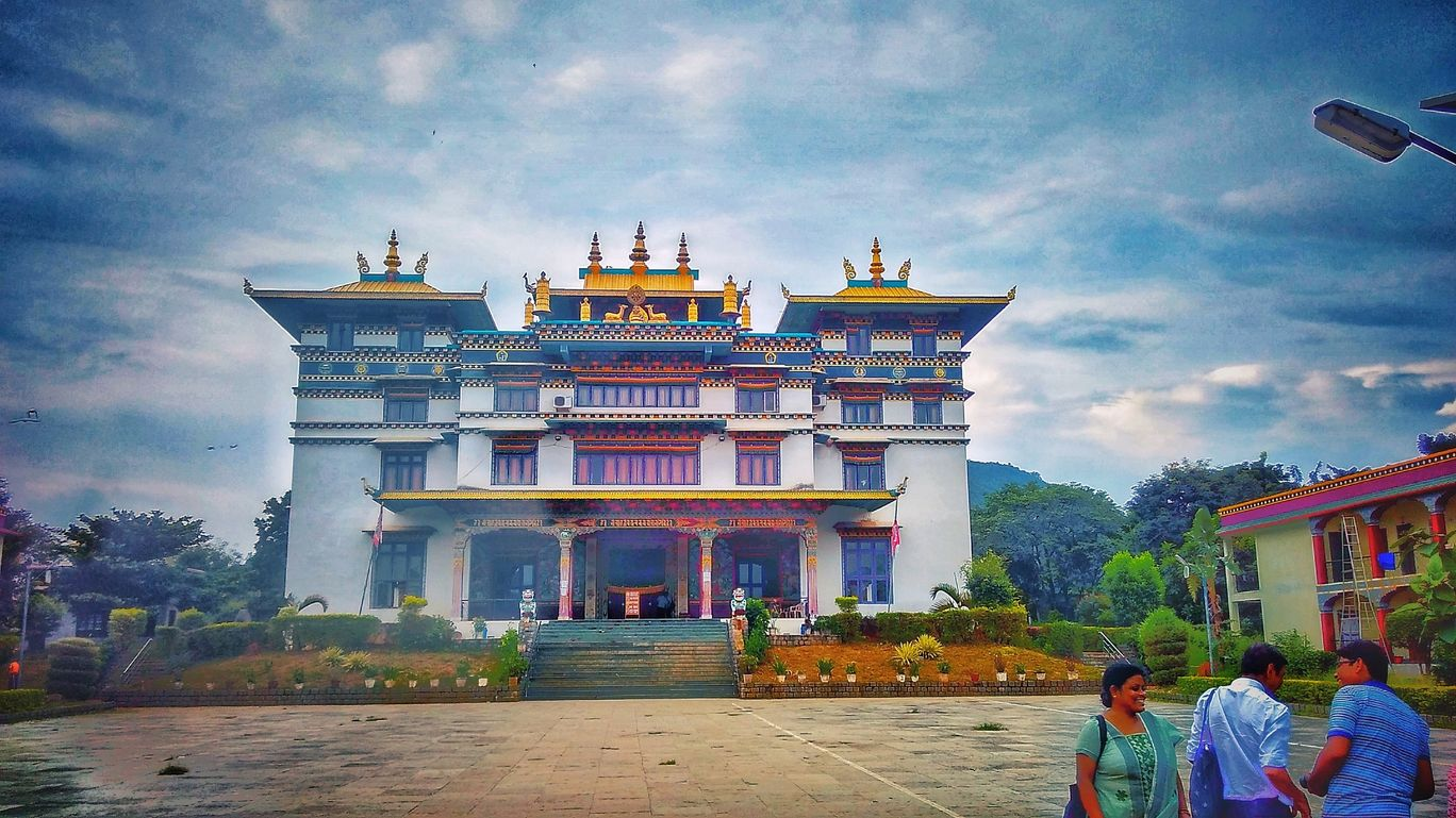 Photo of Chandragiri By Janmejay Mallick