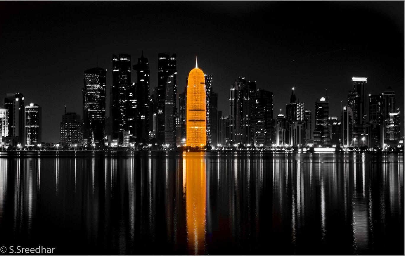 Photo of Doha Corniche By Sandeep Sreedhar