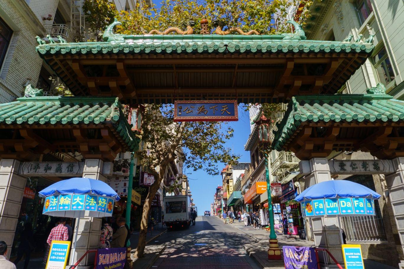 Photo of Chinatown By Sandeep Sreedhar