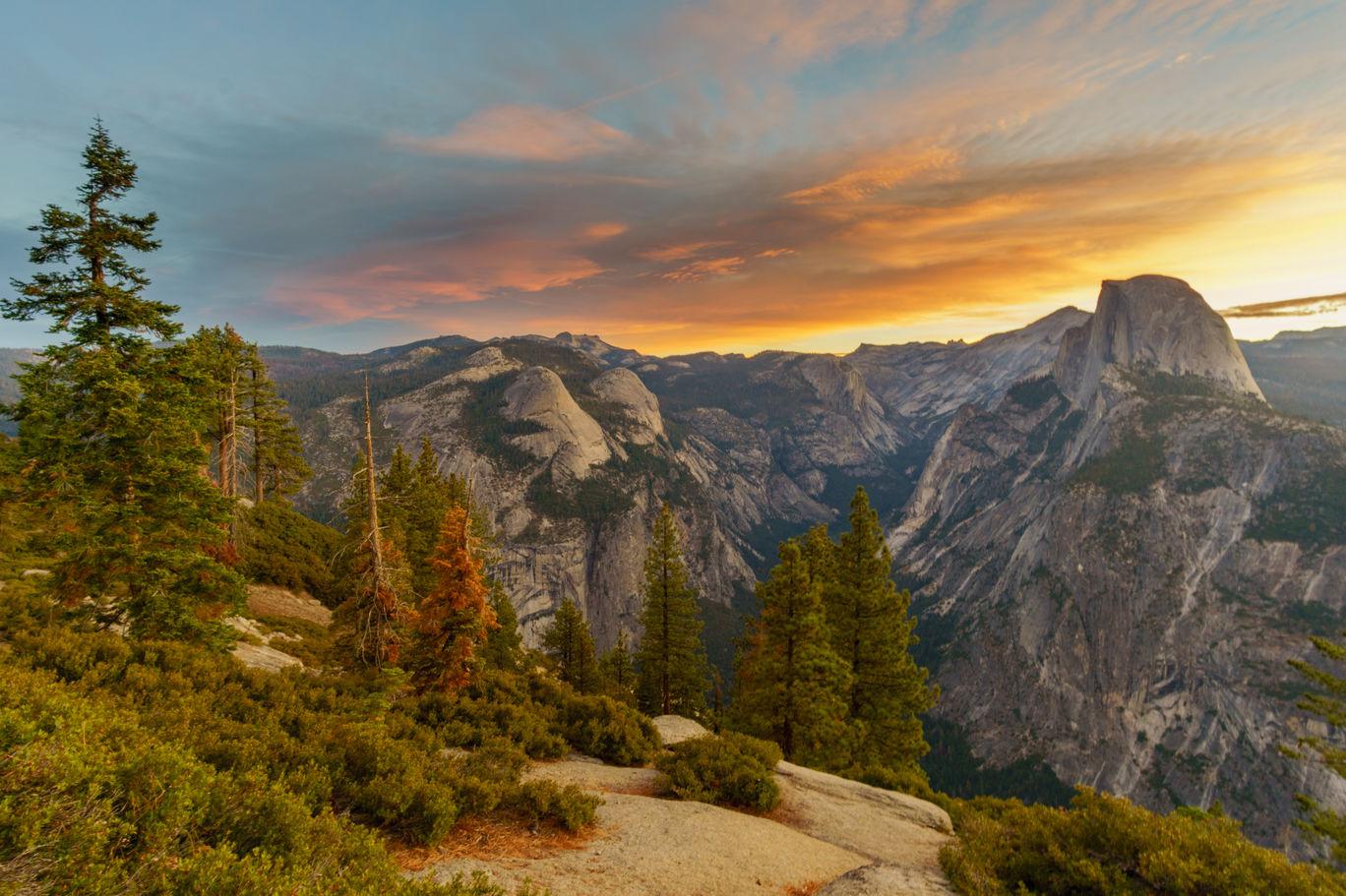 Photo of Yosemite Valley By Sandeep Sreedhar