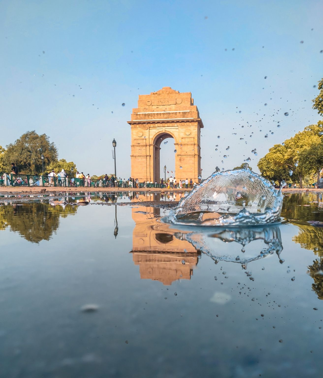 Photo of India Gate By sulabh lamba