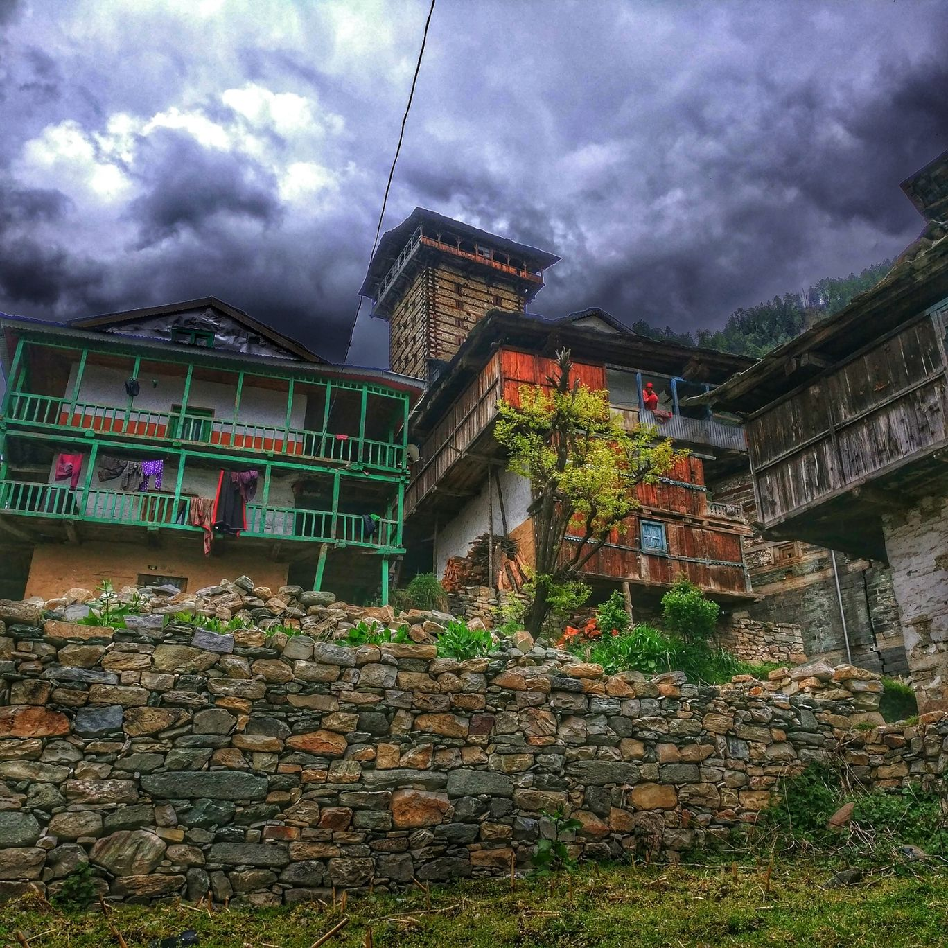 Photo of Tirthan Valley By amit gupta