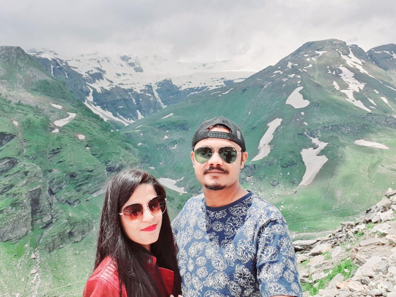Photo of Rohtang Pass By Prachi Bakliwal (travel_along_me)