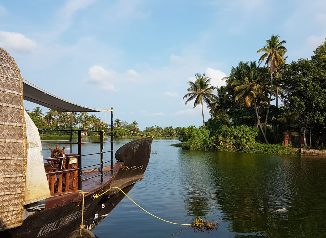 Photo of Alleppey Boat House By Sharmistha Dey