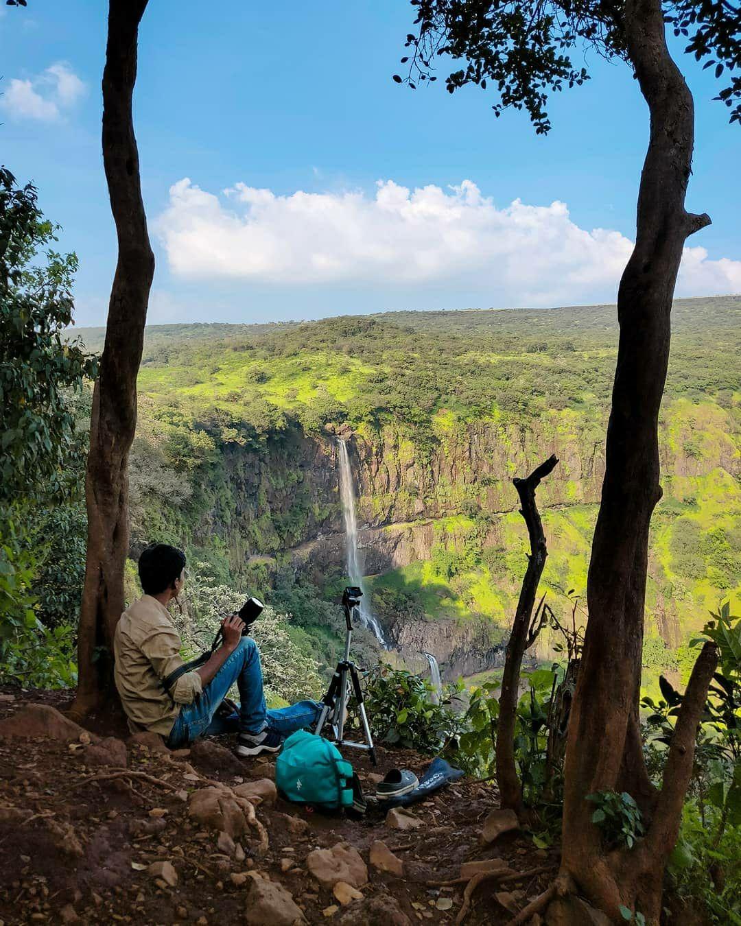 Photo of Vajrai Waterfall Kas By Ashish