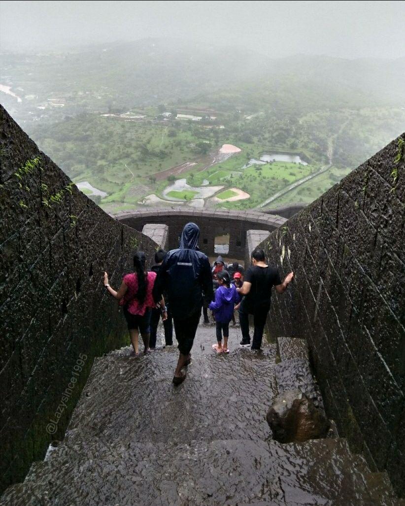 Photo of Lohagad Fort By Ashish