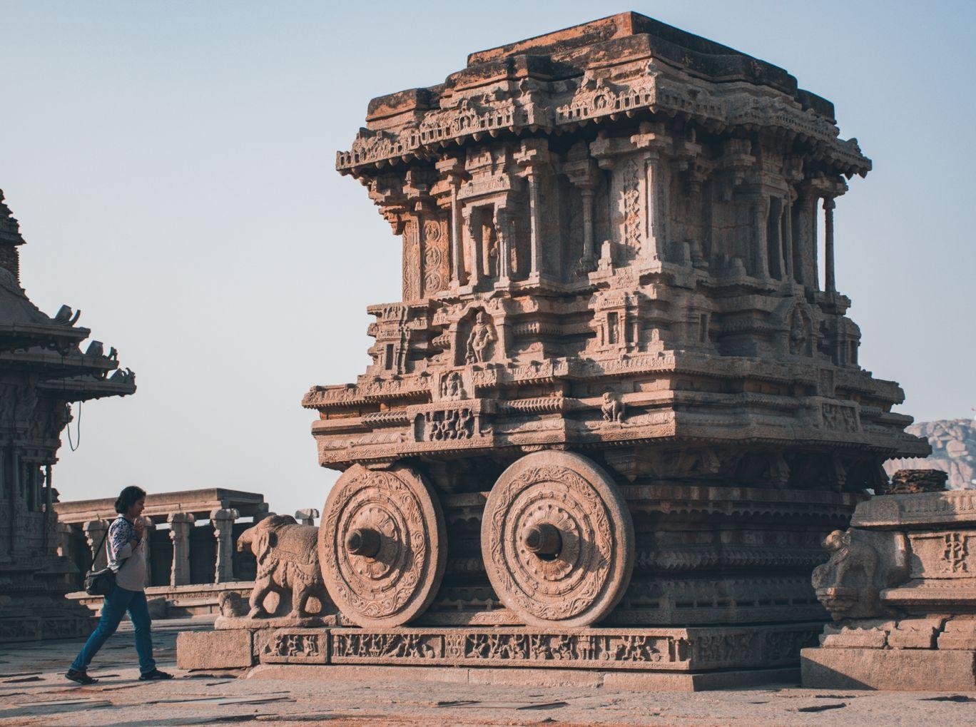 Photo of Vijaya Vitthala Temple By Ashish