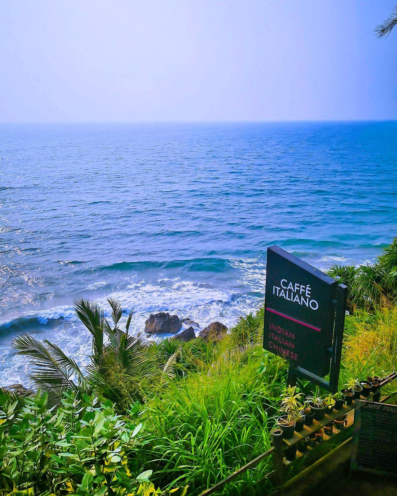 Photo of Varkala Cliff By De WANDERER Soul