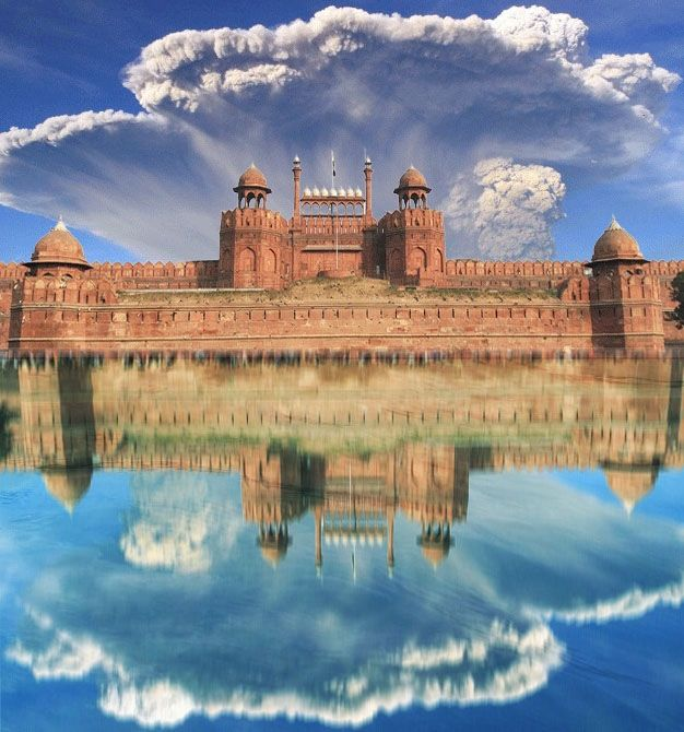 Photo of Red Fort By Shashank