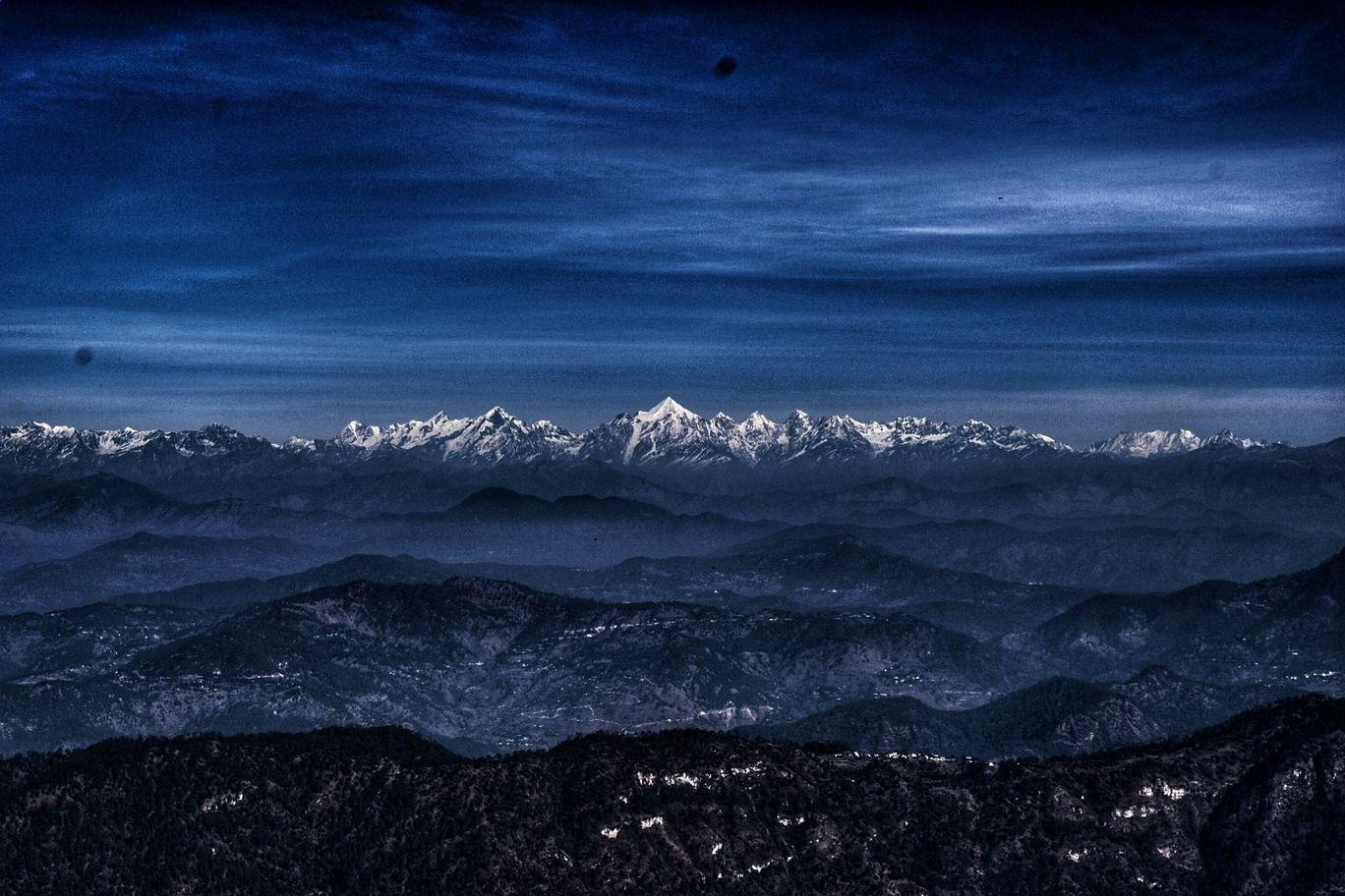 Photo of Binsar By poonam kashyap