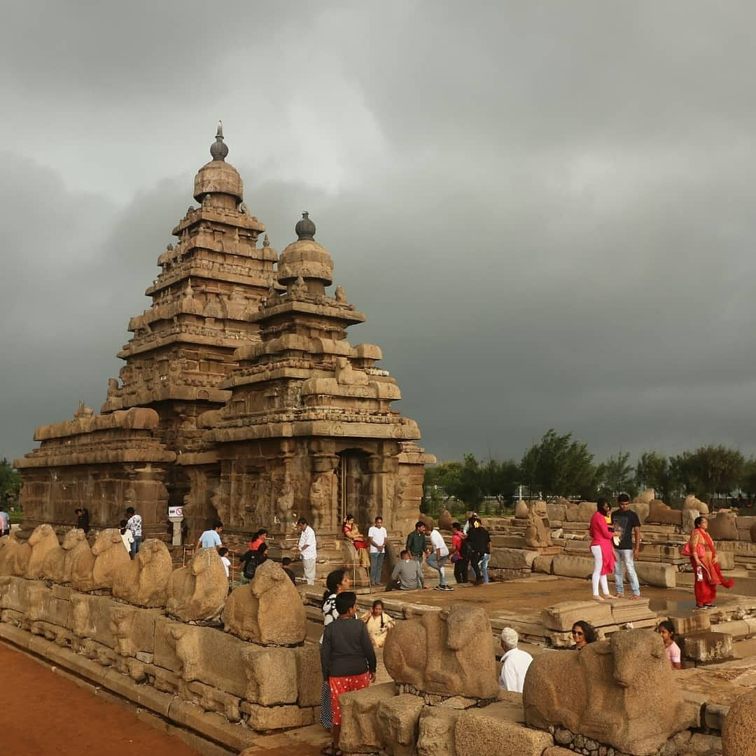 Photo of Mahabalipuram By Vamsi krishna