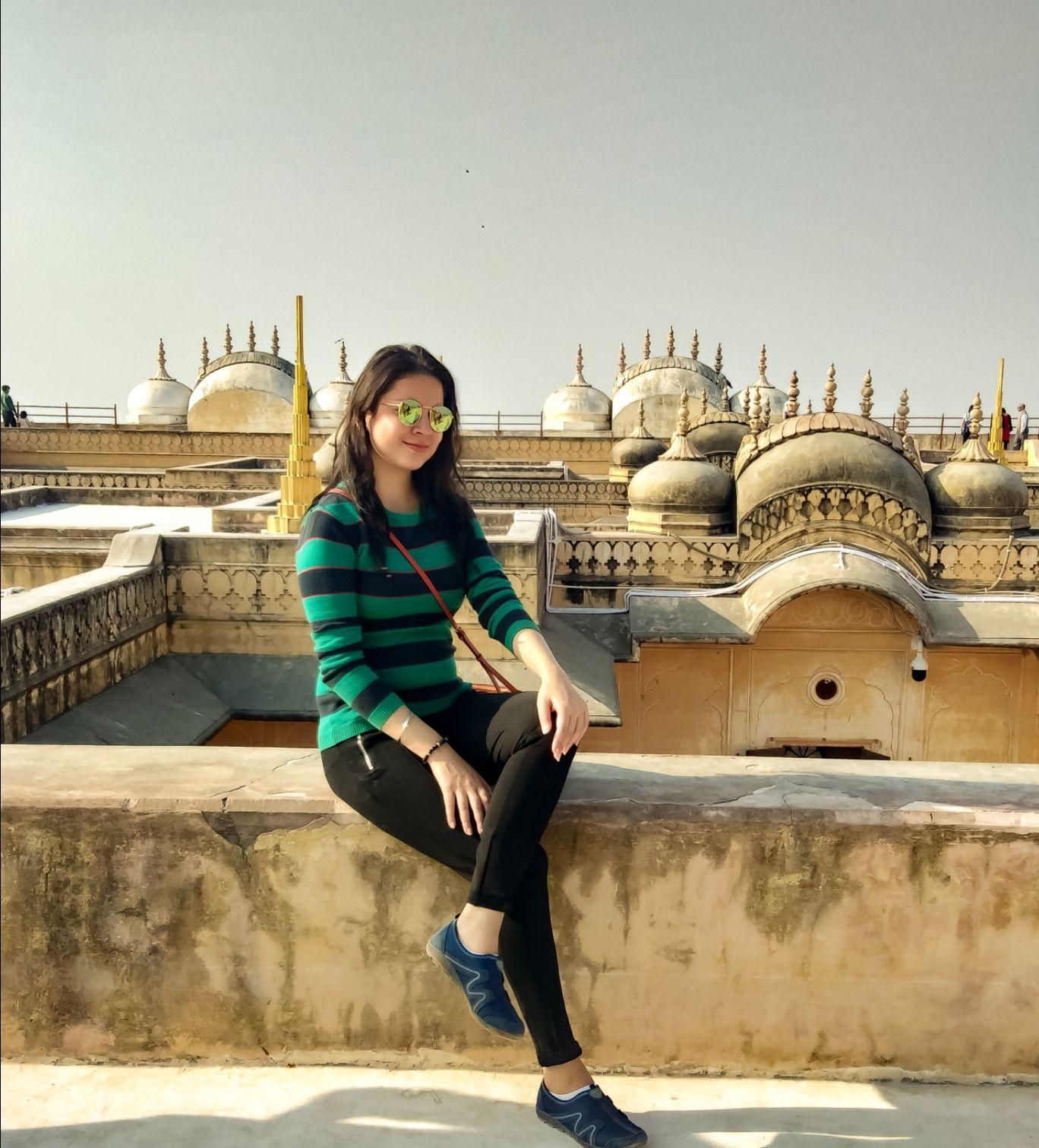 Photo of Jaipur By Priyanka