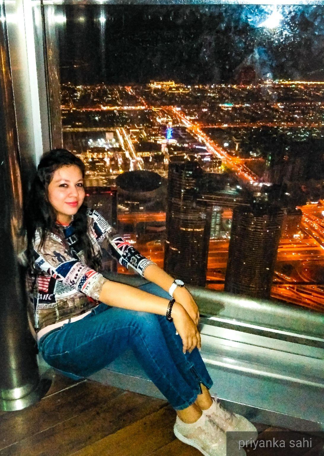 Photo of Burj Khalifa - Sheikh Mohammed bin Rashid Boulevard - Dubai - United Arab Emirates By Priyanka