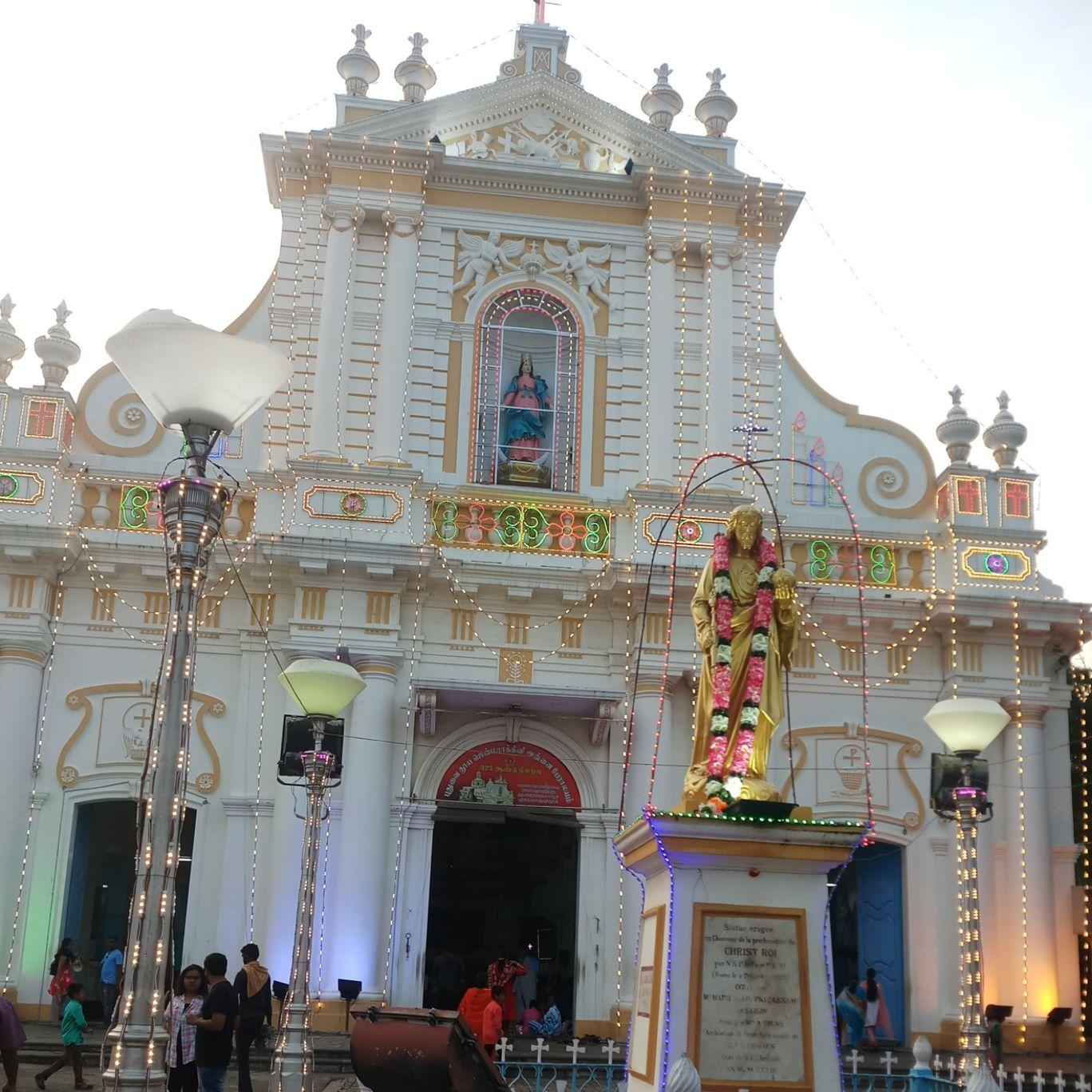 Photo of Pondicherry By Deepthi