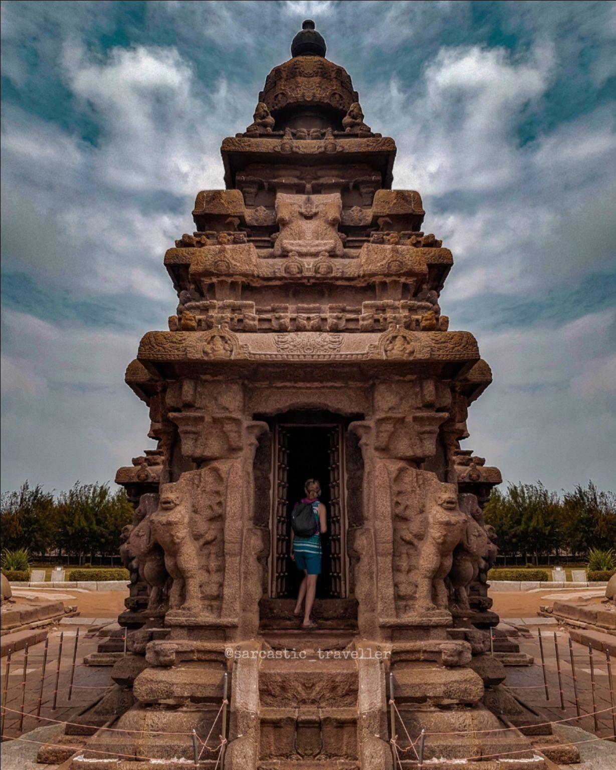 Photo of Mahabalipuram By Sarcastic_traveller