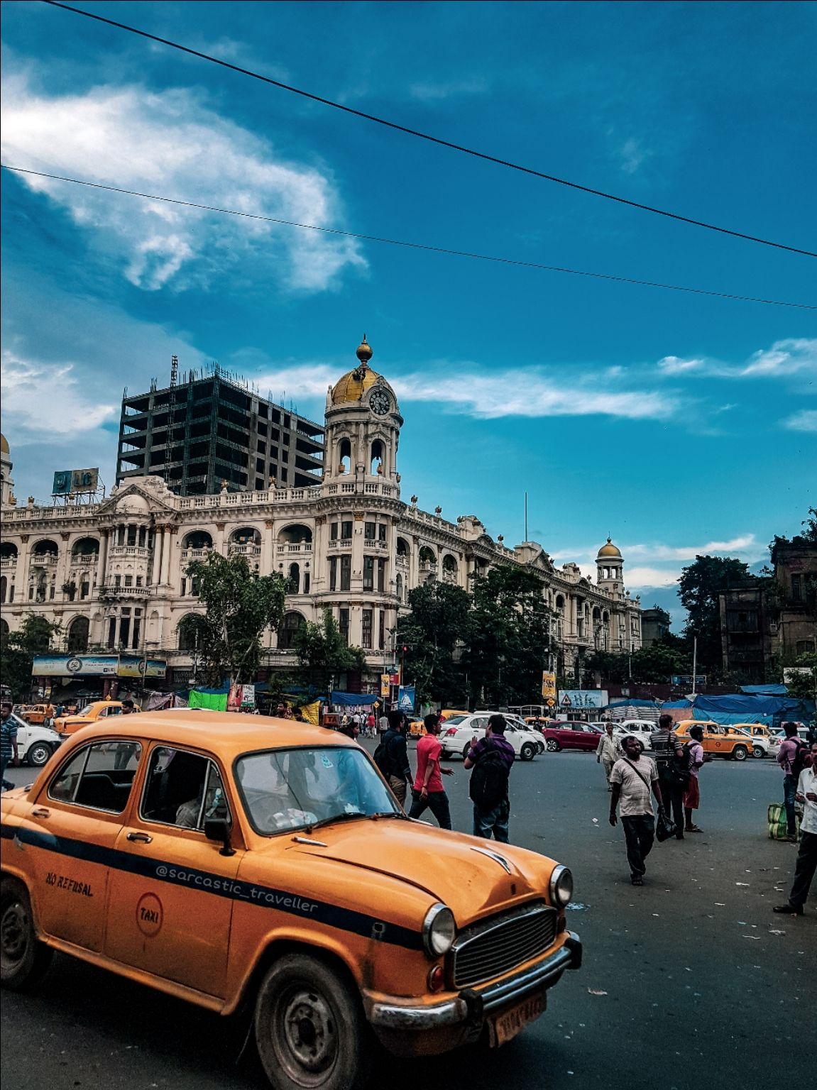 Photo of Kolkata By Sarcastic_traveller