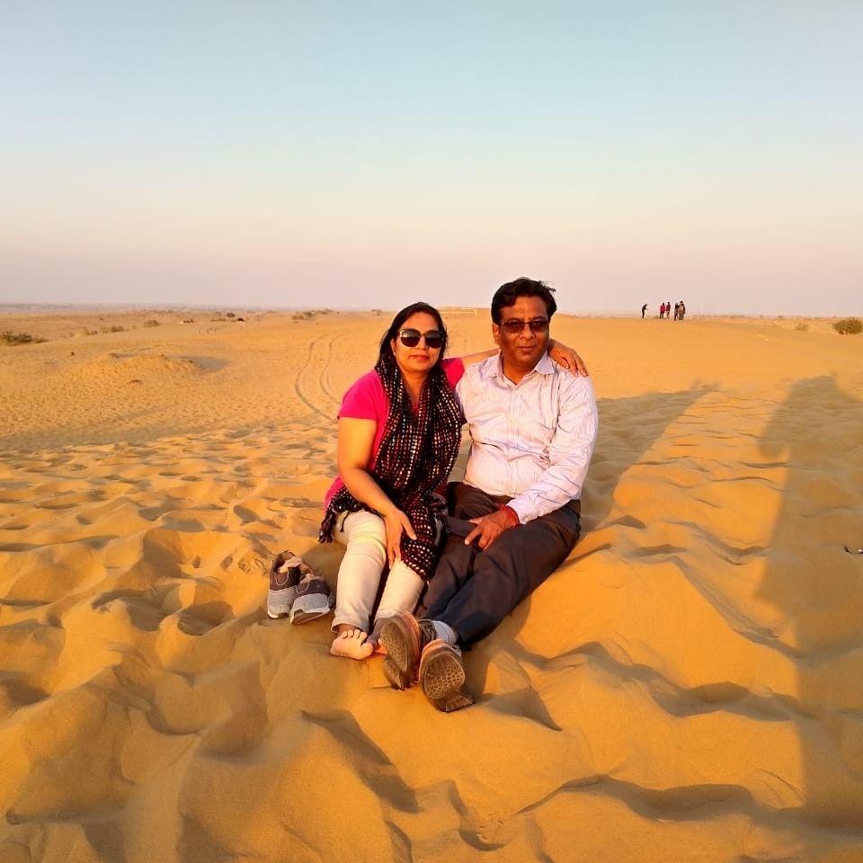 Photo of Jaisalmer By Shalinder Jain