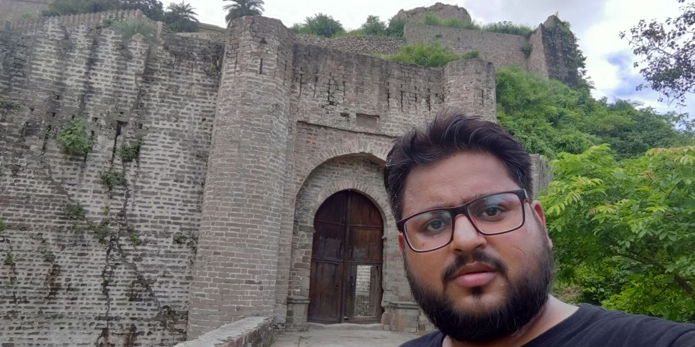 Photo of Kangra Fort By Shubham Rastogi