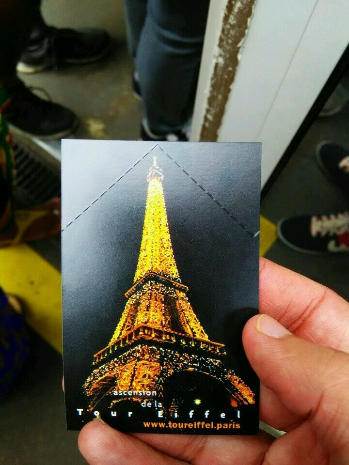 Photo of Eiffel Tower By Girish Hiranand