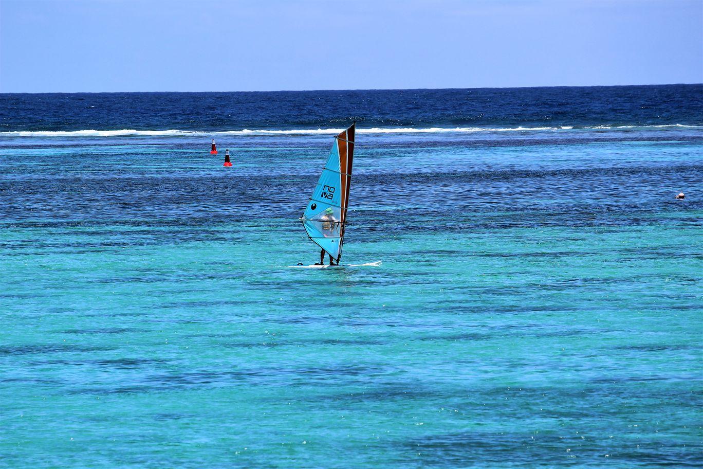 Photo of Mauritius By Anwesha Guha