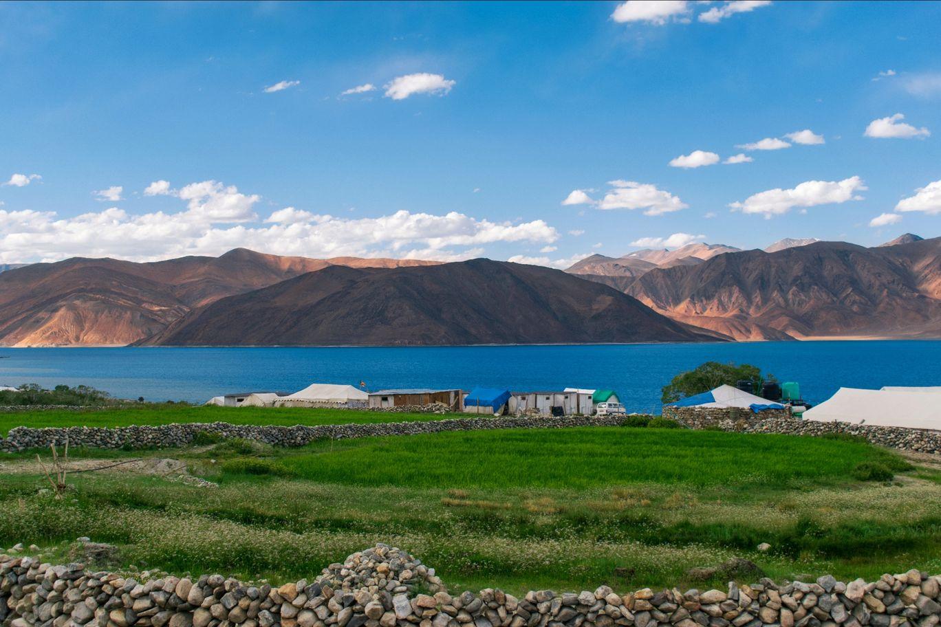 Photo of Pangong Lake By Shah Shais