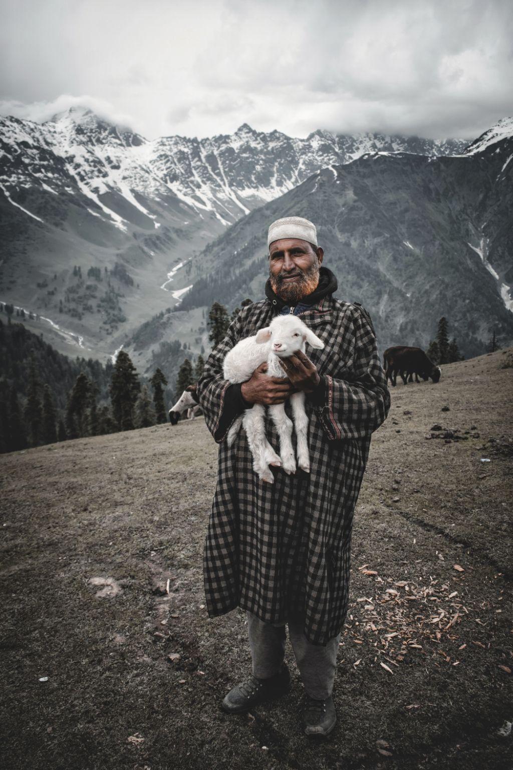 Photo of Gangabal By Shah Shais