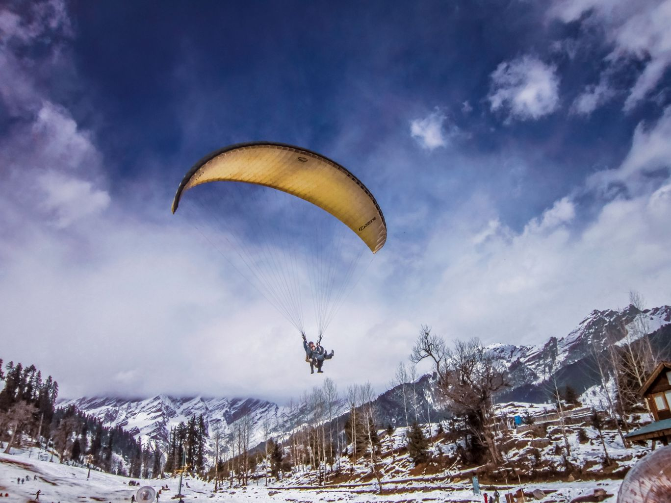Photo of Solang Valley By sumit Bhosale