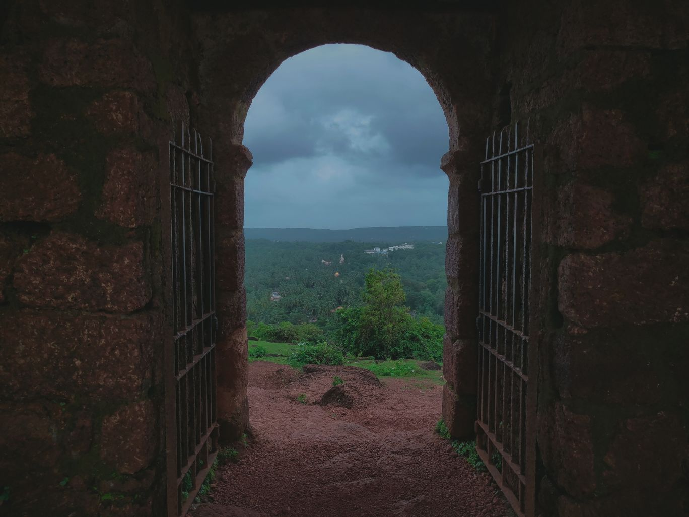 Photo of Chapora Fort By Amrit Goswami