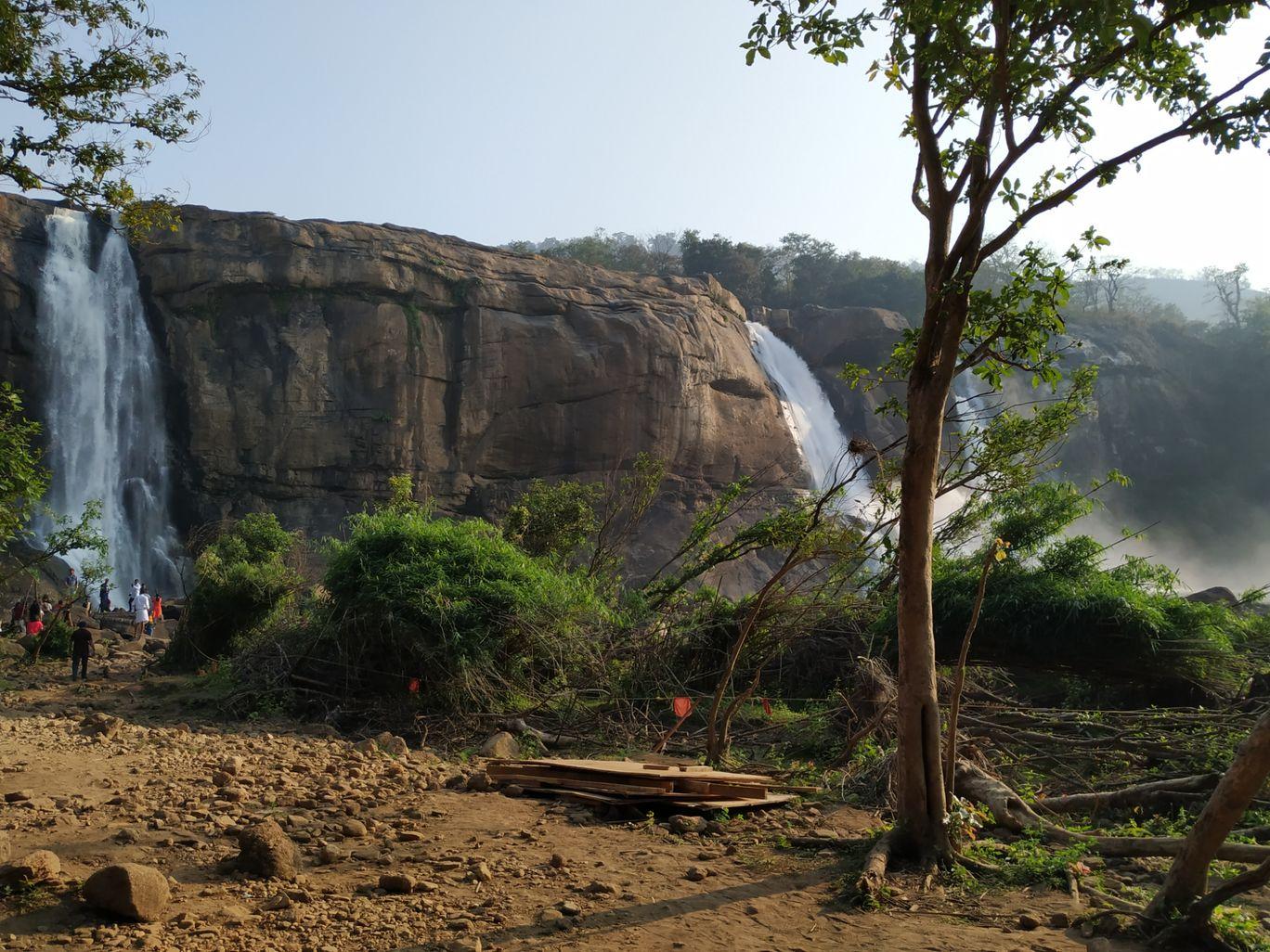 Photo of Athirappilly Water Falls By Shireena Jose