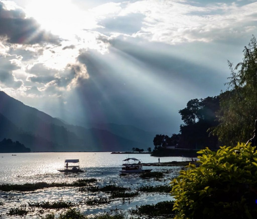 Photo of Pokhara By Shireena Jose