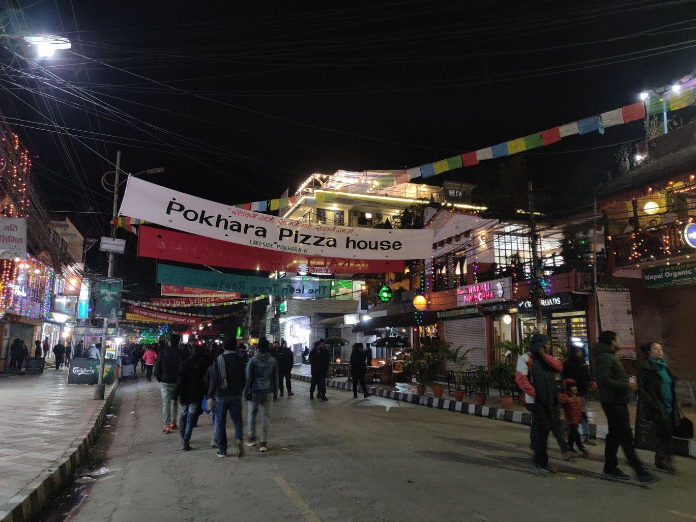 Photo of Pokhara By Stuti Purohit