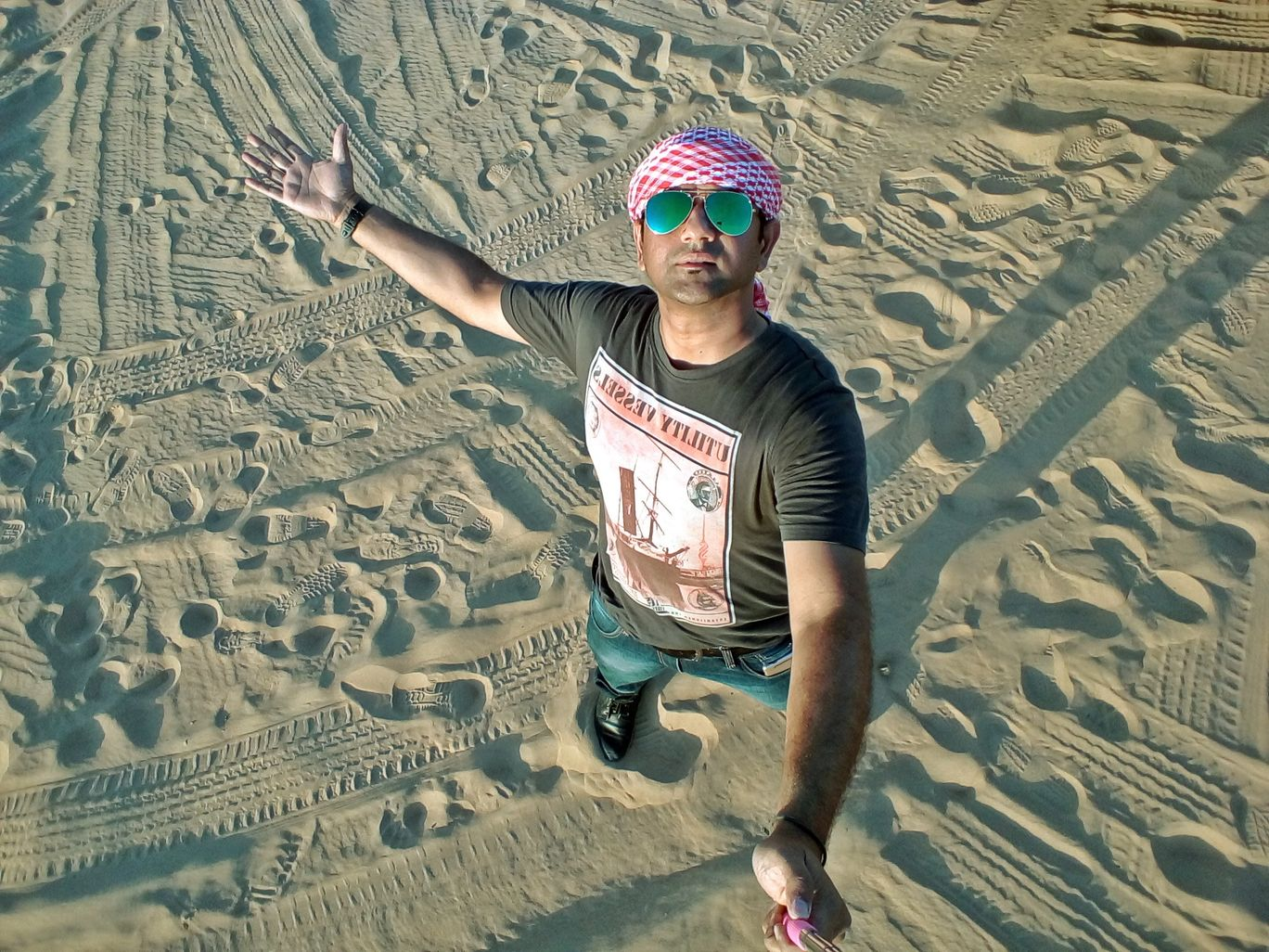 Photo of Desert Safari Dubai - Dubai - United Arab Emirates By Prady Das (InstaPrady)