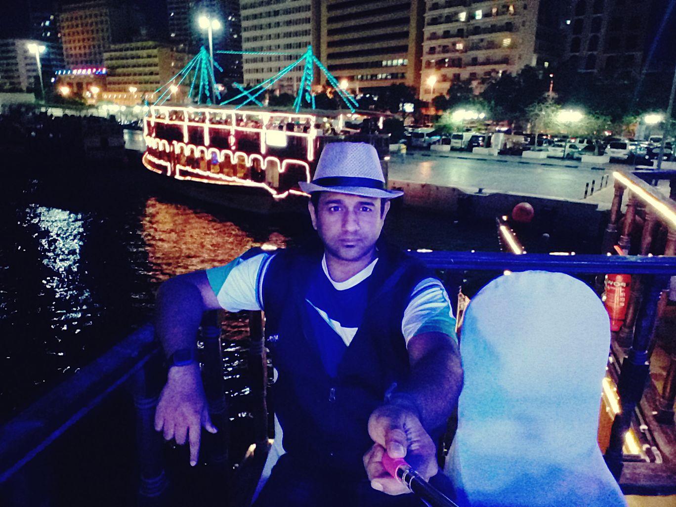 Photo of Dhow Cruise Dubai Marina - Marina Promenade - Dubai - United Arab Emirates By Prady Das (InstaPrady)