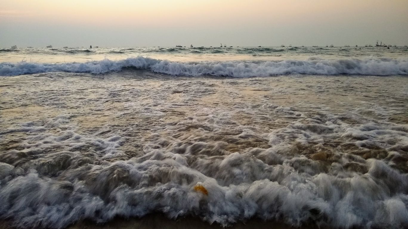 Photo of Baga Beach By Rasika Chavan