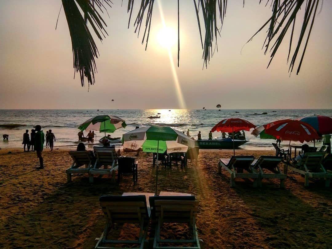 Photo of Anjuna Beach By TRAVELROAMEXPLORE