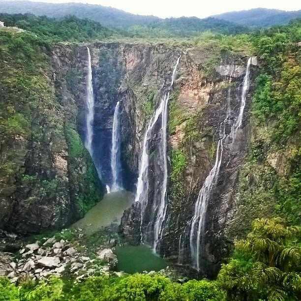 Photo of Jog Falls By Ramanathan Natarajan