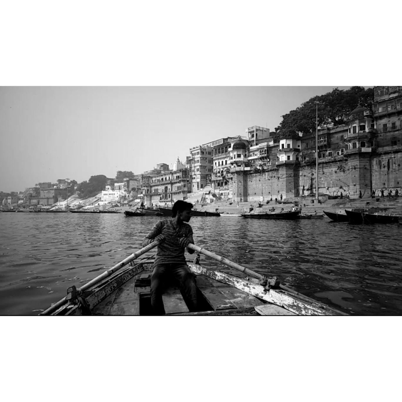Photo of Banaras By Mandar Diwakar