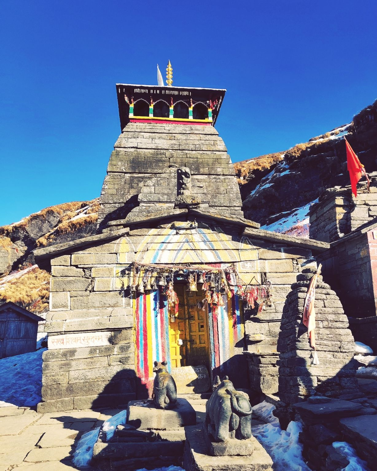 Photo of Tungnath Temple By Tribhuwan Meshram