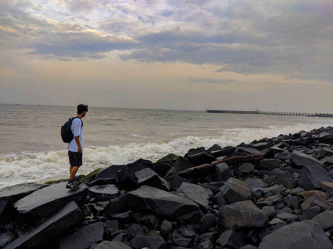 Photo of Rock Beach By Ashish