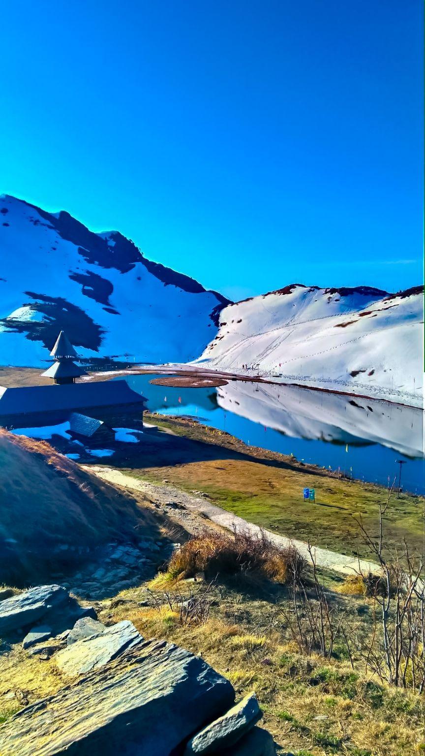 Photo of Parashar Lake By Ashish
