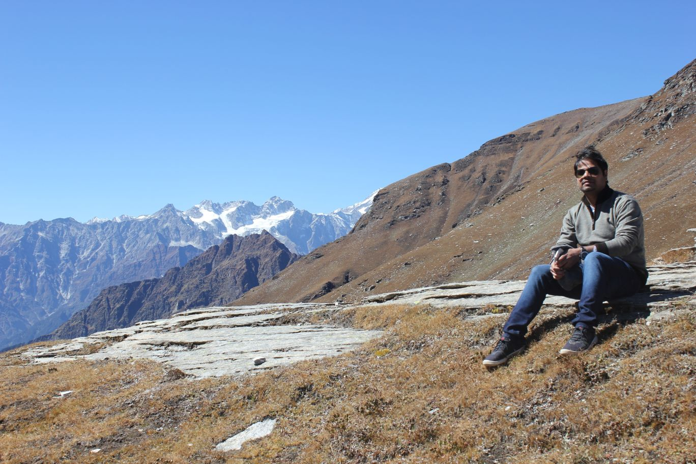 Photo of Rohtang Pass By Himanshu