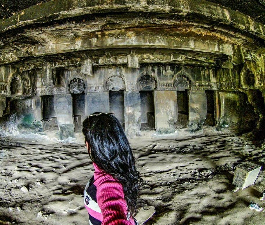 Photo of Kondhane Buddhist Caves By Lavina