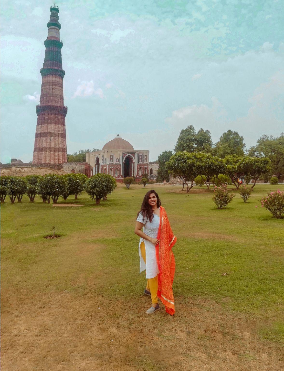 Photo of Delhi By Neeharika Bhowmick