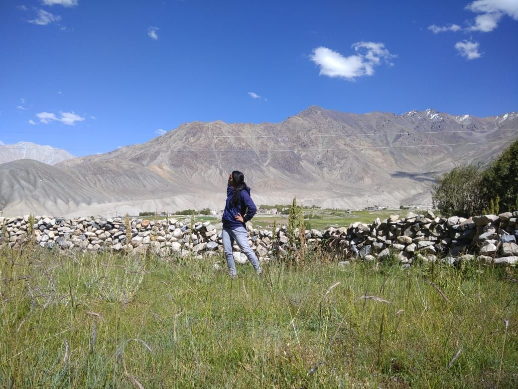Photo of Nubra Valley By deepa chindeliya