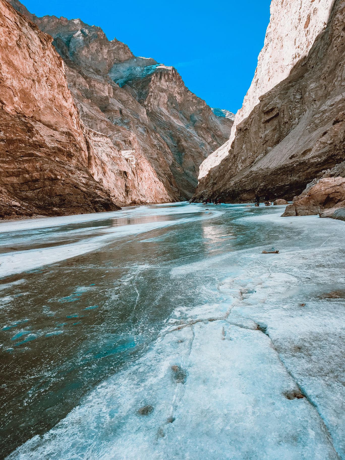 Photo of Chadar trek - Trekking In Ladakh - Frozen River Trekking In Ladakh By Anita Mathivanan