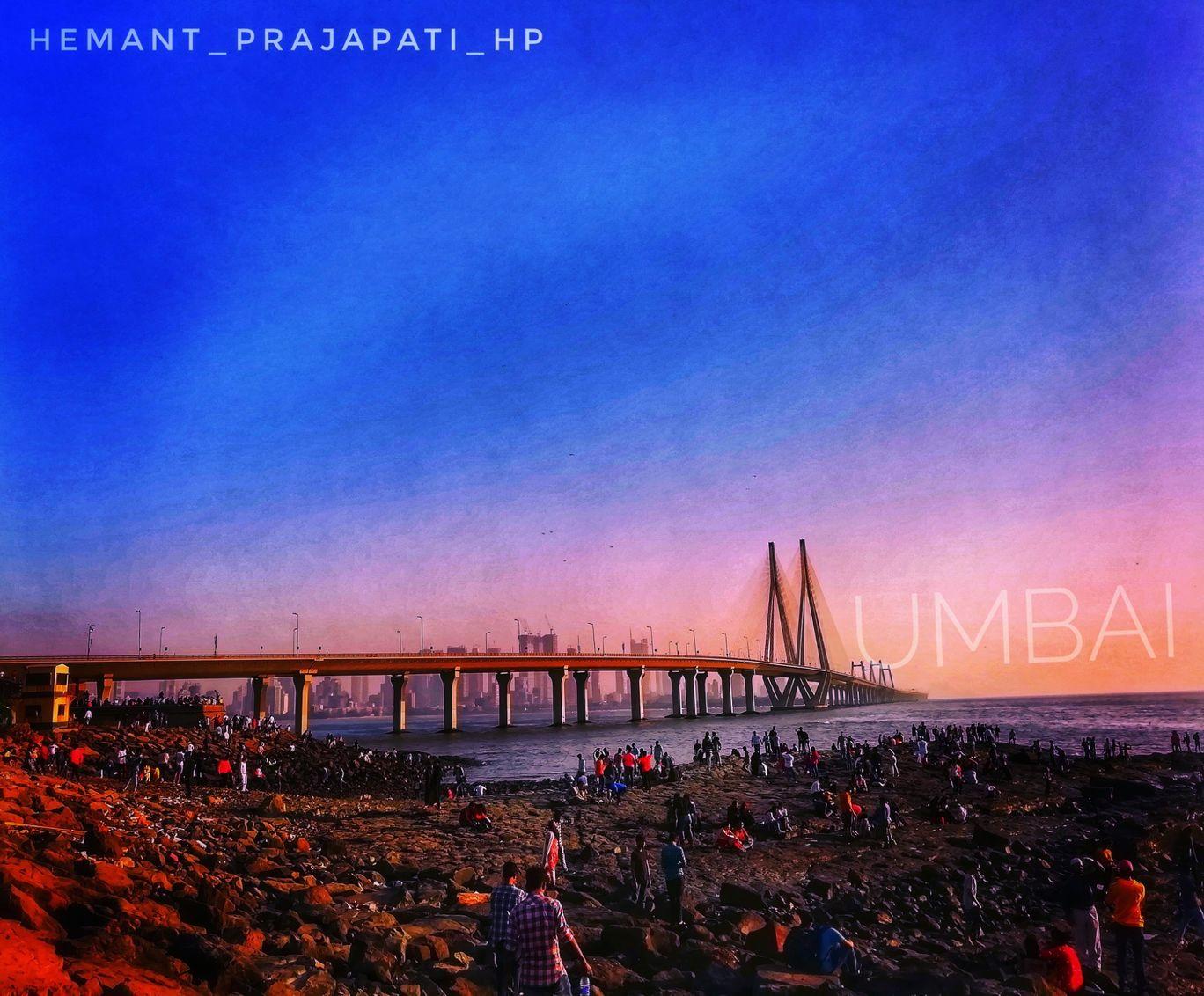 Photo of Bandstand Promenade By Hemant Prajapat